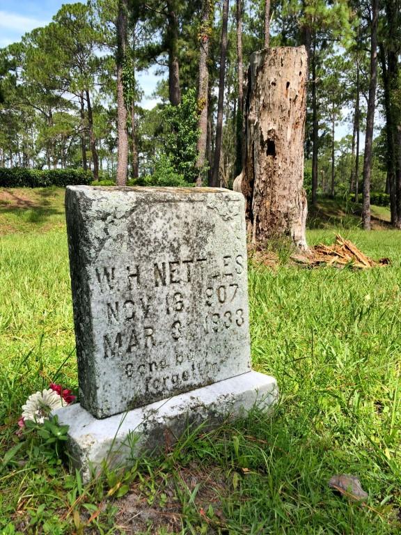 Florida State Prison Cemetery