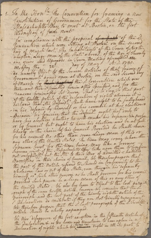 The Great Awakening and the Hawley Family of Northampton