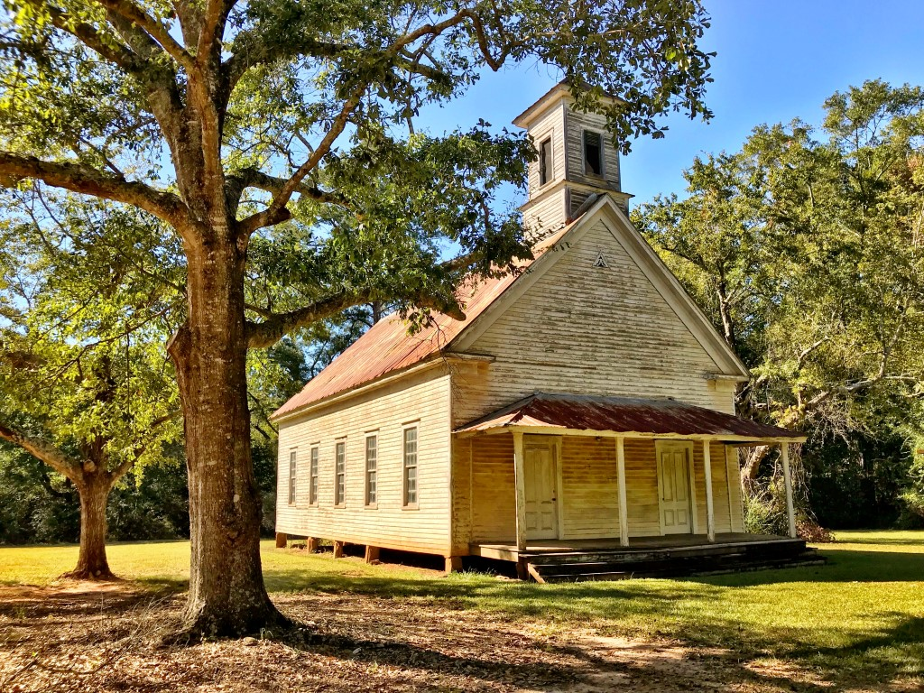 Photo Blog: Historic Georgia Churches